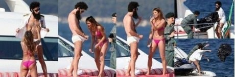 the dictator… LMFAO i died