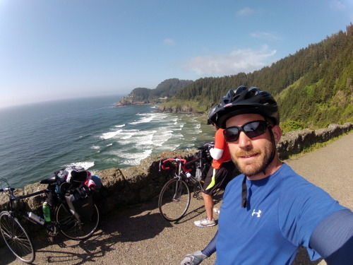 Saying goodbye to the Oregon coast! -Ryan [pausethemoment.com]
