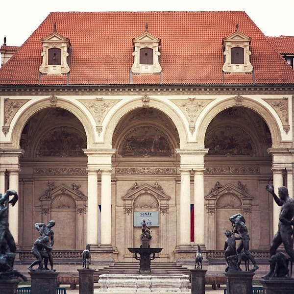 | ♕ |  Wallenstein Palace - Prague  | by © .natasha.
