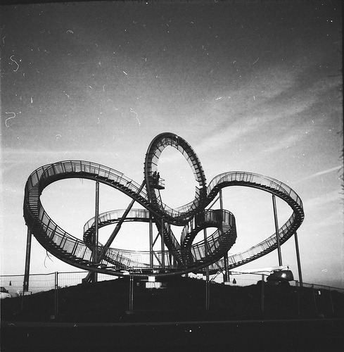 noirophiles:  Tiger and Turtle Duisburg (by saschthepasch4)