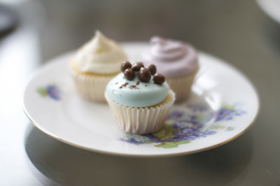 Cupcake Bites by Starbird Bakehouse on Flickr.