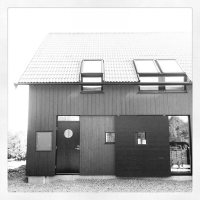 #sweden #architecture #house #barn #recycle (Taken with instagram)