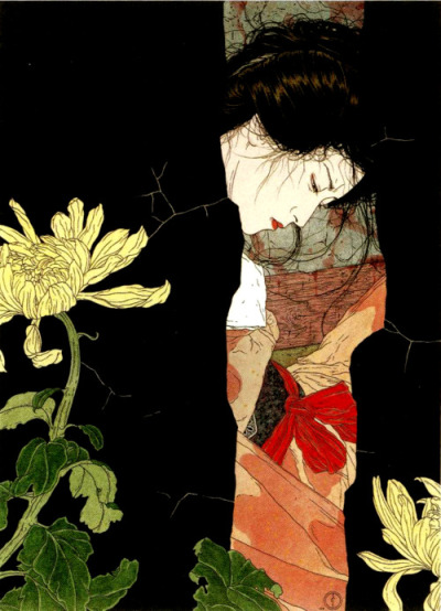 bone-collector:  Black Will-o-the-Wisp - Takato Yamamoto