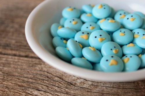 BLUE BIRDIES recipe!