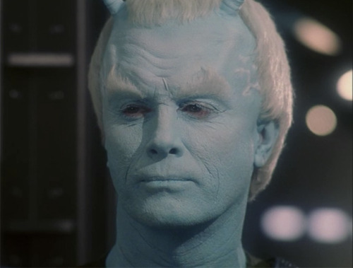 """No great victory comes without sacrifice."" - Shran"