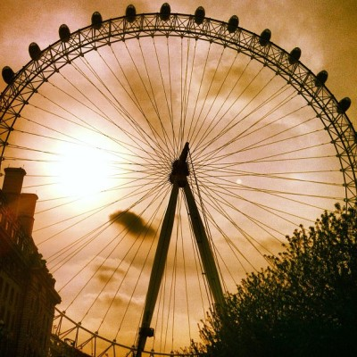 Triple circle (Taken with Instagram at London)