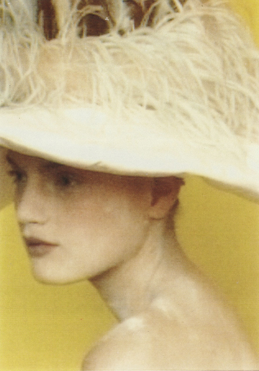 Guinevere van Seenusphotography paolo roversi make-up linda cantello Yohji Yamamoto «Rewind/Forward», 238 Fashion Pictures, 1995–2000