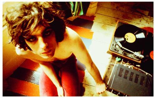 Syd Barrett by Mick Rock