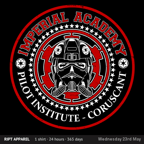 "adho1982:  ""Imperial Academy"" on RiptApparel for only $10 on Wednesday 23rd May"