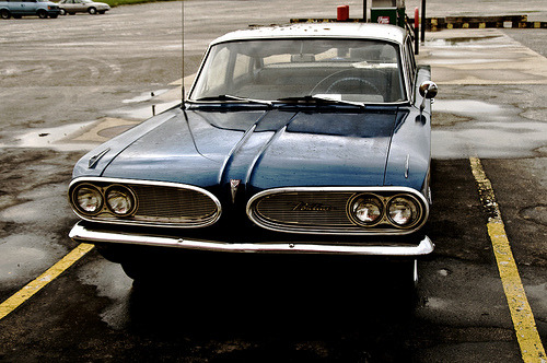carpr0n:  Just an average Joe Starring: '61 Pontiac Tempest (by Curtis Gregory Perry)