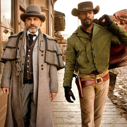 totalfilm:  Django Unchained Footage Revealed: Cannes Reaction Cannes was treated to a sneak peak of Quentin Tarantino's tale of an escaped slave seeking both revenge and his stolen wife tonight, and judging by the clips we saw, Django Unchained is going to be… well, off the chain…