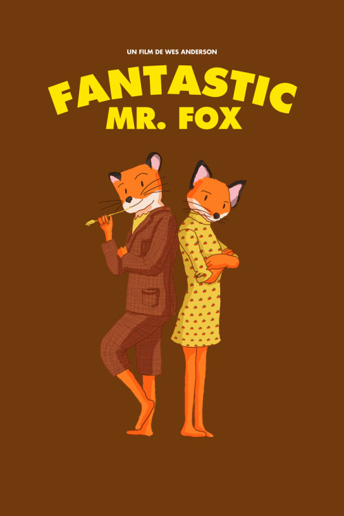 Fantastic Mr. Fox by Ookah
