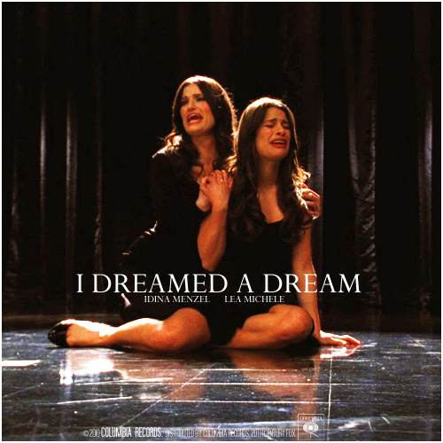 1x19 Dream On | I Dreamed A Dream Alternative Cover