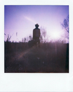 polaroid sunrise by lostinagoodway on Flickr.