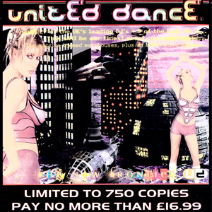 United Dance The New Frontier (full pack download) http://www.mediafire.com/?4gx5cffm8iytd Recorded on 18th April 1997 at Stevenage Art's & Leisure Centre this was one of the last United Dance events I remember attending. I have some other rare United Dance packs I really need to convert, this one was converted last year but I think I forgot to post it on here.  A diverse line up of the following:  SY Vibes Vinylgroover Brisk Dougal back to back Hixxy Hype Slipmatt Swan-e Force & Styles SS Billy 'Daniel' Bunter Ramos & Supreme Kenny Ken Darren Jay MC's included Fearless, Freestyle, Junior (RIP), Charlie B (sadly), Magika and a very young Whizzkid