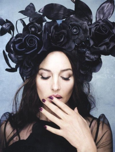 m-as-tu-vu:  Monica Bellucci in The Hunger  Photographer: Rankin 2012