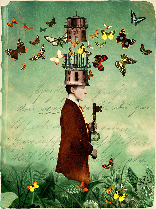 Catrin Welz-Stein. Free Your Mind, 2010. http://www.redbubble.com/people/catrinarno