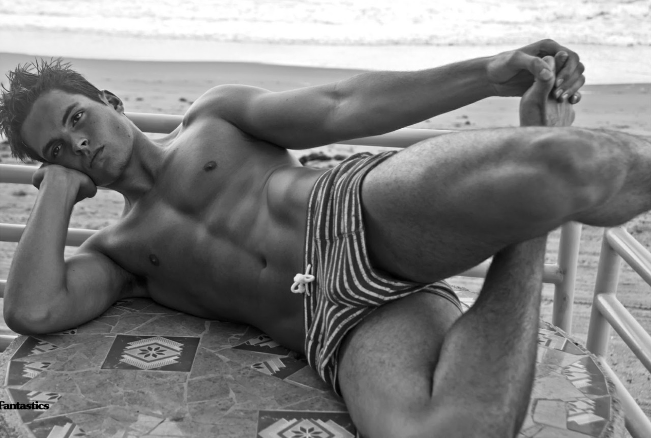 Zach Ramos by Scott Teitler