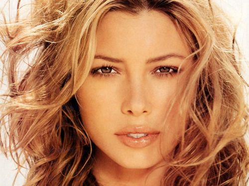 The beautiful Jessica Biel