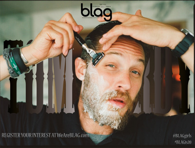 BLAG is 20 Tom Hardy  Register your interest here 20@WeAreBLAG.com Photography: Sarah J. Edwards Shot on location at Belgraves, A Thompson Hotel