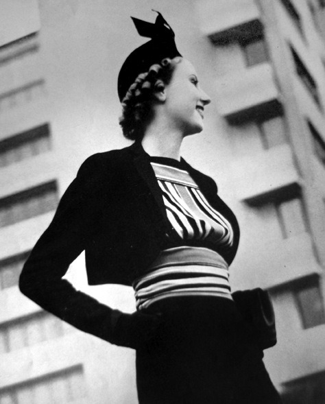 clover-vintage:  1938 Vogue UK