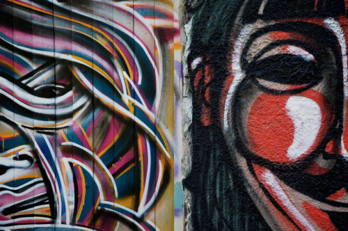 http://twitpic.com/9lc0da/full #Anonymous #Graffiti Street art, is EVERYWHERE! A beautiful example of Fawkes V for Vendetta