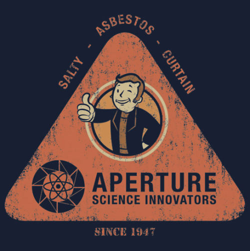 insanelygaming:  Science Innovators Created by MeleeNinja Available on RedBubble   UNF
