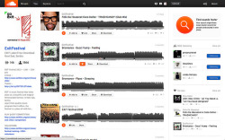 New SoundCloud! on Flickr.Via Flickr: Check out brand new EXITFestival SoundCloud page http://soundcloud.com/exitfestival