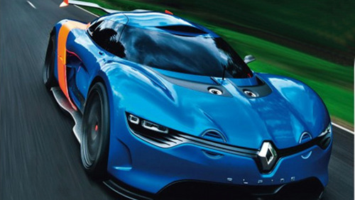 The Return Of The Renault Alpine (via Renault alpine News, Videos, Reviews and Gossip - Jalopnik)
