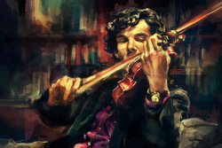 "Virtuoso by alicexz  ""It's a three-patch problem."" - Sherlock Holmes"
