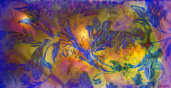 Flower Fusion by Jeanean Gendron Abstract work is so gratifying. Taking perfection in Nature and messing with it can only result in beautiful work.