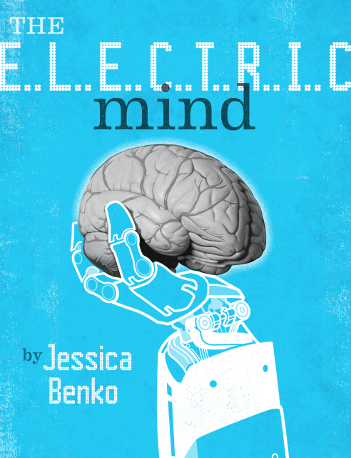 Super Punch is giving away an enhanced version of our new story The Electric Mind. Enter before Sunday!