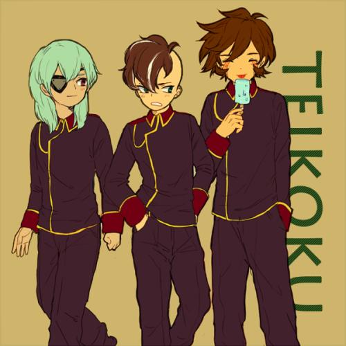 torotorotron:  新☆帝☆国