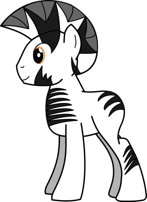 Unnamed Zebra, looking to finish him up soon..