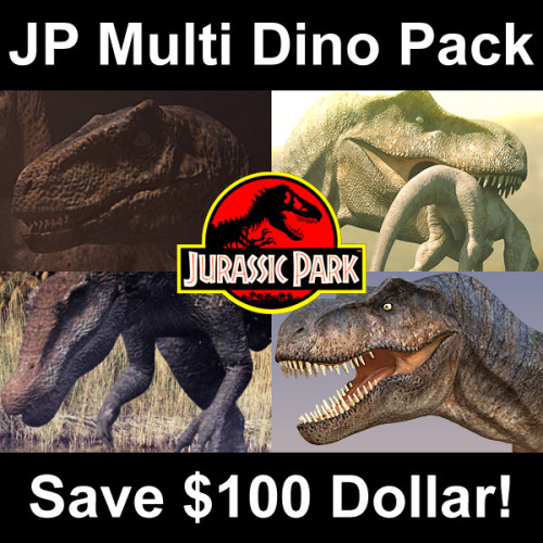 jurassicparkpr:  haha  Looks like a good deal!