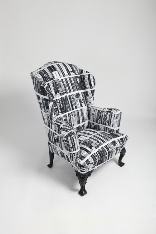 The Reading Chair (Photography by Toby Summerskill)