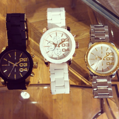 New watches! Dope
