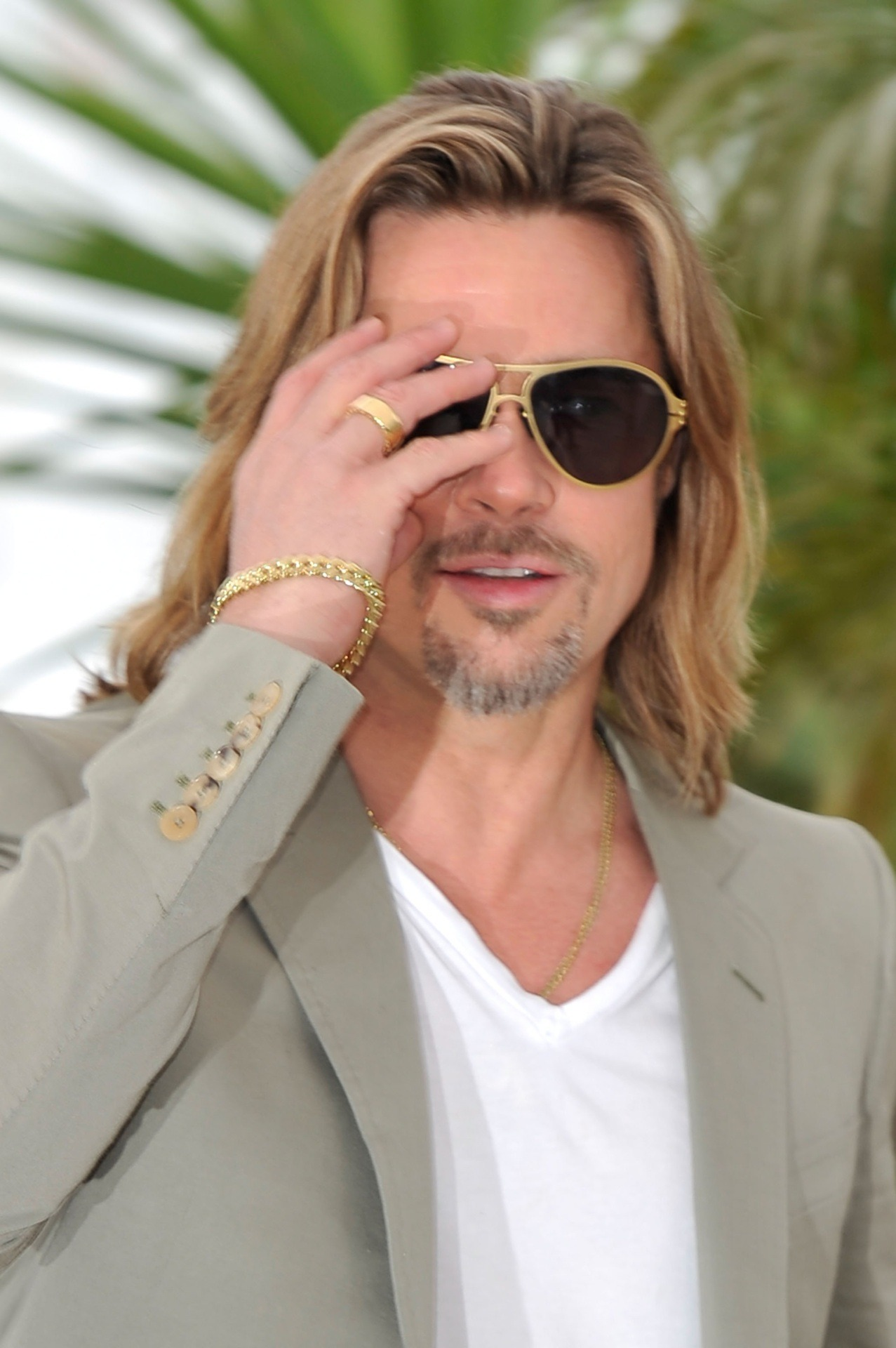 Brad Pitt at the Killing Them Softly photocall at the Cannes Film Festival, May 22nd Hey there pretty pretty