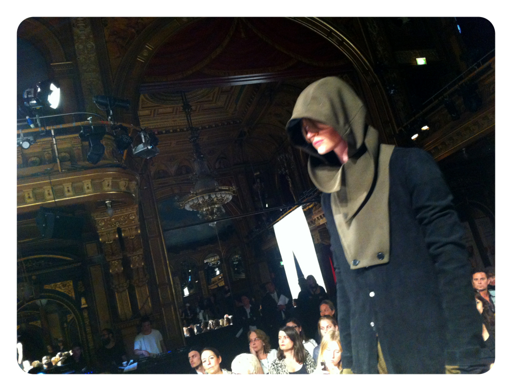 Johannes Leijonberg | Beckmans Fashion Show of the Year / 2012