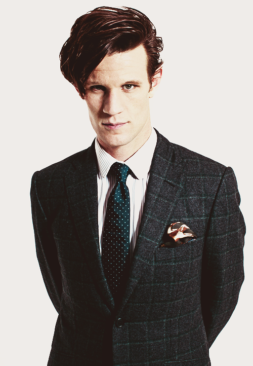 How to Pick Up a Fangirl: Be Matt Smith