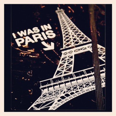My biggest wish | #photooftheday #dream #paris #instagram #instacool #igers #iphonesia #eiffel (Taken with instagram)