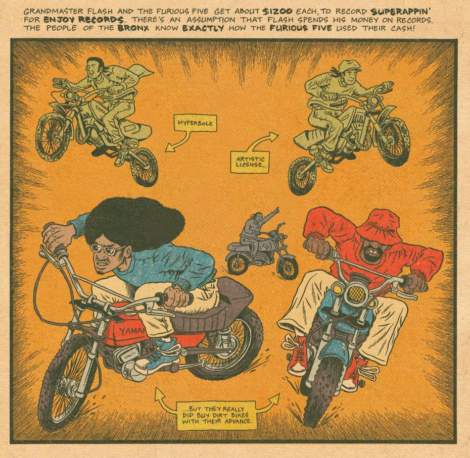 undercurrentsproductions:  Hip-Hop Family Tree 20 is up!