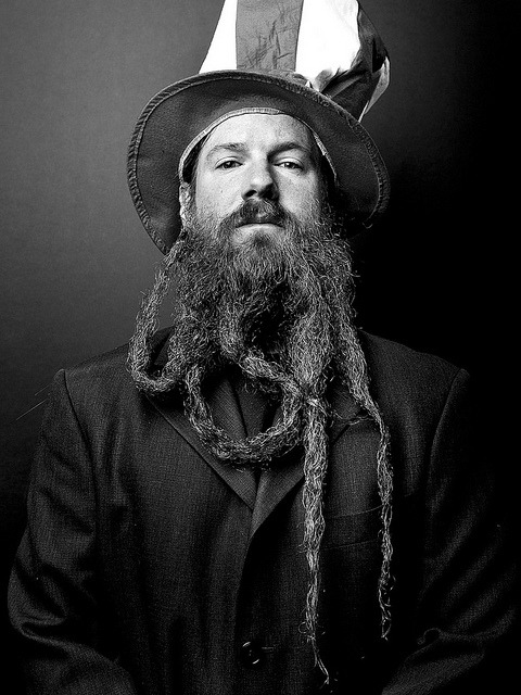 "CAN A BROTHER GET A  REBLOG! ""A Book of Beards"" www.bookofbeards.com on Flickr. 86 Beards, 18 Written contributions, 125 Pages, 1 Book www.bookofbeards.com"