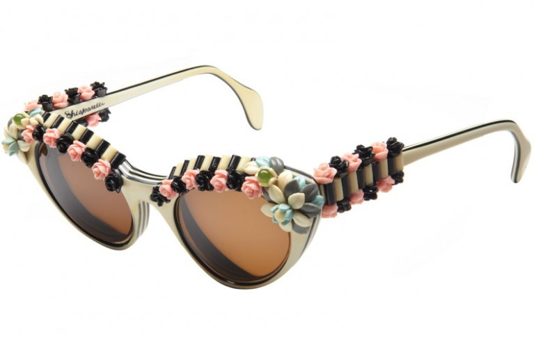 elsa schiaparelli surrealist glasses