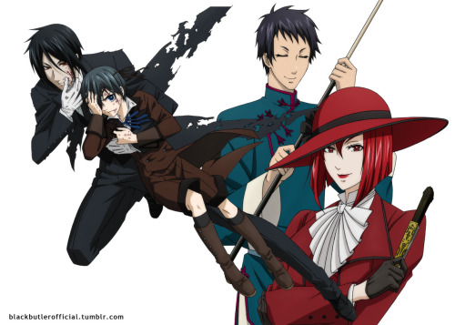 Don't forget, Black Butler airs tonight on the FUNimation Channel @ 9pm EST/8pm CST. Followed by the broadcast premiere of Okami-san and Her Seven Companions.You haven't heard of Okami-san? Well you can check out the trailer here: http://youtu.be/gbhKlesgK8Y Not sure if you have the Channel? Well you can find out what carriers currently are providing the Channel, or if yours isn't sign-up to let us know you want it by going to the link here: http://funimation.tv/signup.php