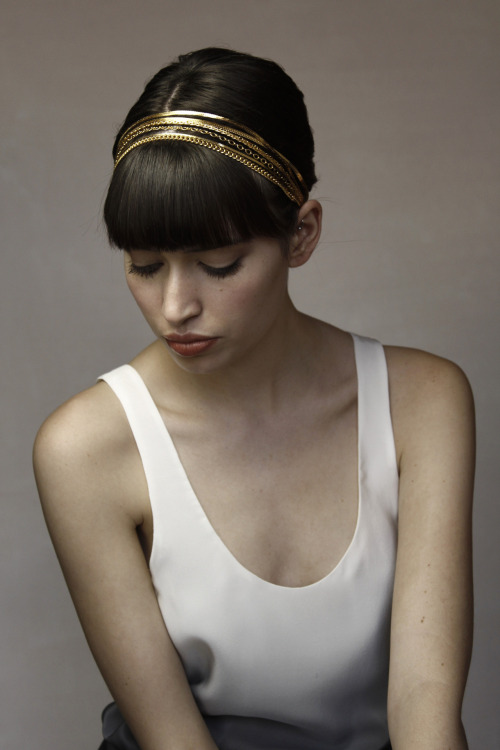 New Multi-Chain Headwrap jenniferbehr