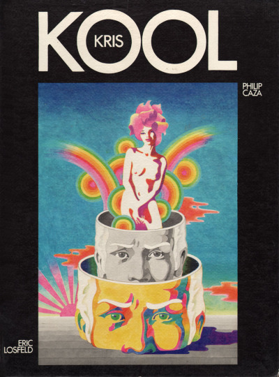 'Kris Kool' by Philip Caza and Eric Losfeld, 1970