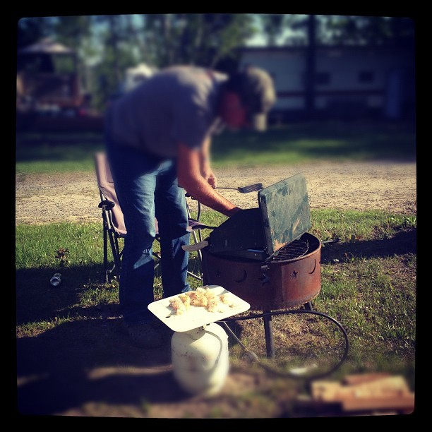 Fish fry (Taken with instagram)