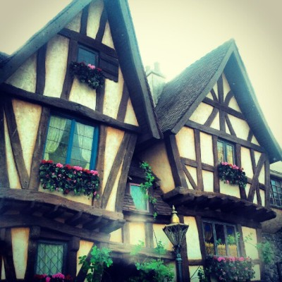 Peter Pan's Home :) #disneyland #paris #peterpan #house #instagram  (Taken with instagram)