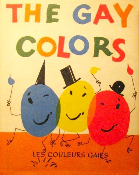 Rainbow Party (Les Couleurs Gaies)